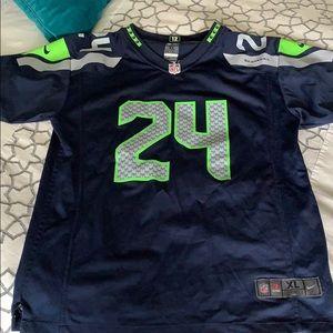 Seahawks Nike jersey